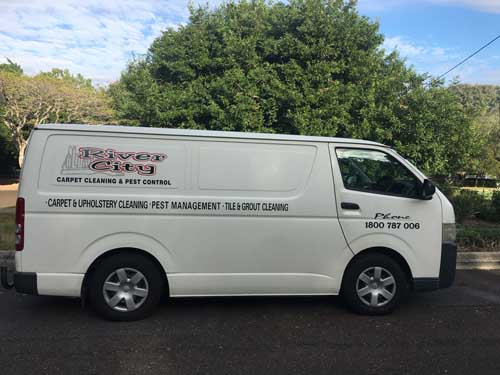 Carpet cleaning Ipswich Van